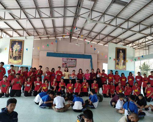 กิจกรรม ALN Smart Kids ของนักเรียนชั้นประถมศึกษาปีที่ 6